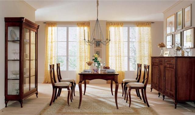 La bellezza della tavola la bellezza della compagnia for Pianta della sala da pranzo