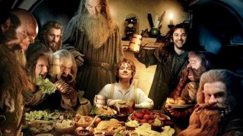 Bilbo baggins e l ospitalit degli hobbit pane focolare - A tavola con gli hobbit pdf ...