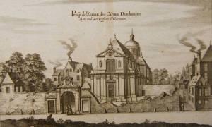 Il convento dei Carmelitani a Parigi