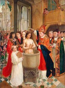 Battesimo di Clodoveo