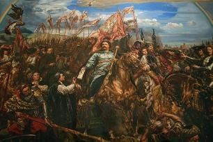 Sobieski manda al Papa il messaggio della vittoria di Vienna (Musei Vaticani)